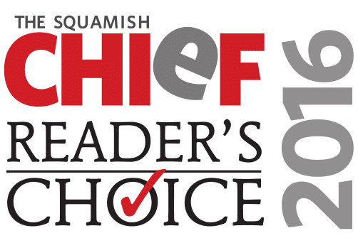 best dog daycare in Squamish according to the Squamish Chief 2016