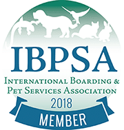 International Boarding & Pet Services Association member 2018